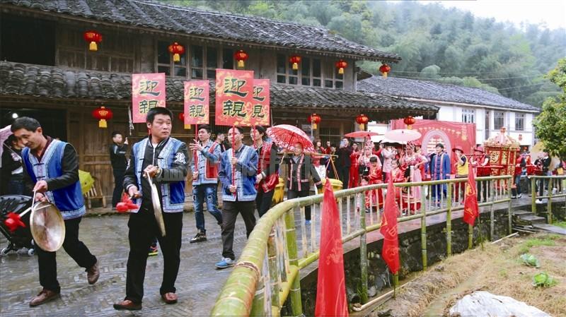 """""""三月三""""来平阳青街,看畲族风情旅游节"""