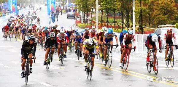 全国公路自行车冠军赛线路落地